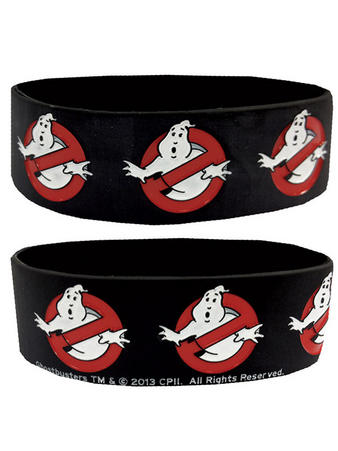 Ghostbusters (Logo) Wristband Preview