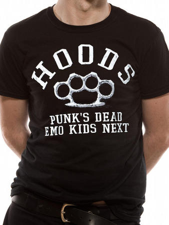 Hoods (Punks) T-Shirt