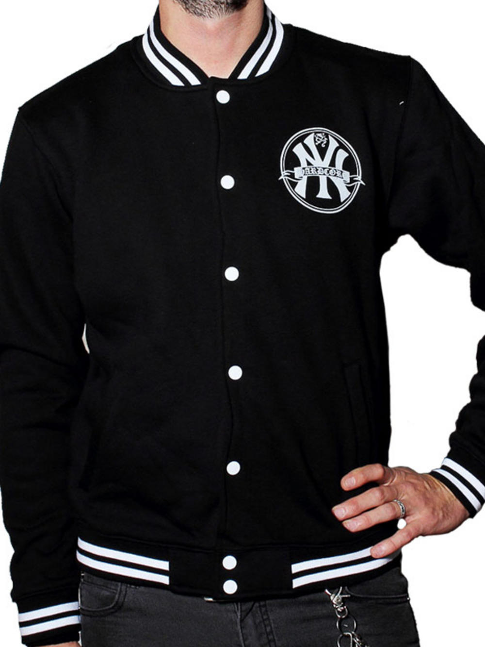 Sick of it All (Alleyway Circle) College Jacket