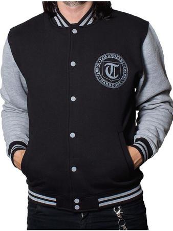 Terror (Badge) College Jacket Preview
