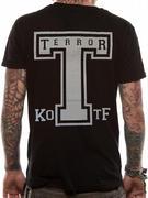 Terror (Big T) T-Shirt Thumbnail 2