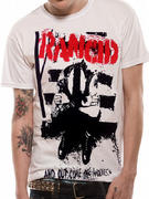 Rancid (Wolves Monster Print) T-shirt