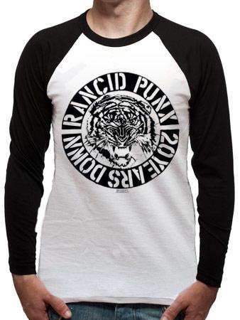 Rancid (20 Years Down) Baseball Shirt
