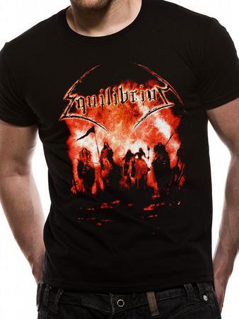 Equilibrium (Verbrannte Erde) T-shirt Preview
