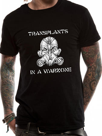 Transplants (In A Warzone) T-shirt Preview