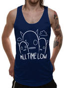 All Time Low (Ghosts) Vest