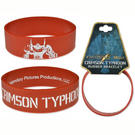 Pacific Rim (Crimson Typhoon) Rubber Bracelet