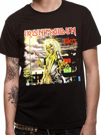 Iron Maiden (Killers Cover) T-shirt