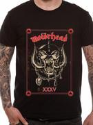 Motorhead (Anniversary Logo) T-shirt