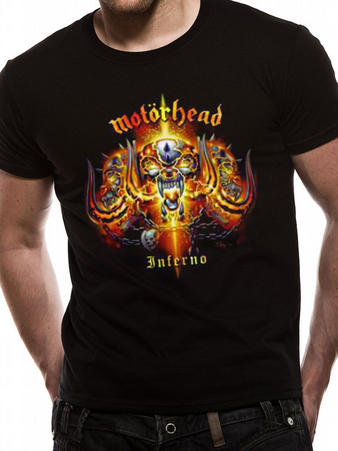 Motorhead (Inferno Graphic) T-shirt Preview