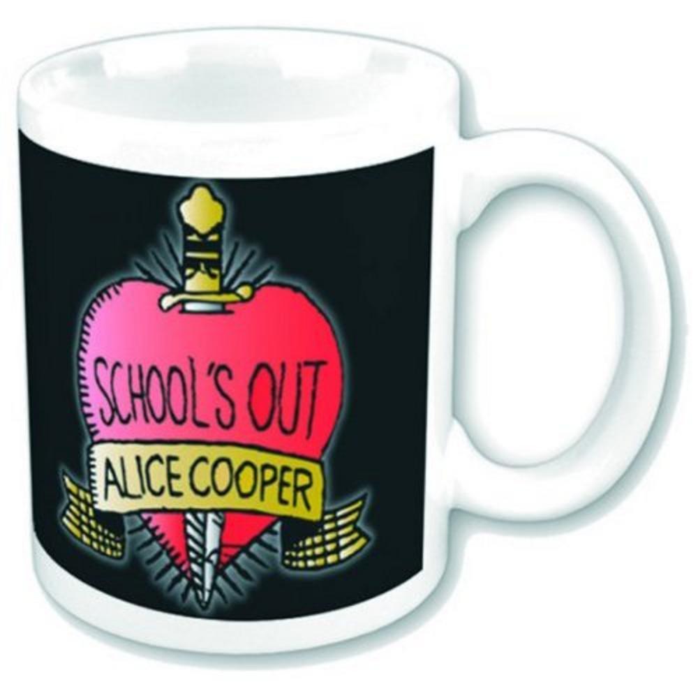 Alice cooper schools out logo