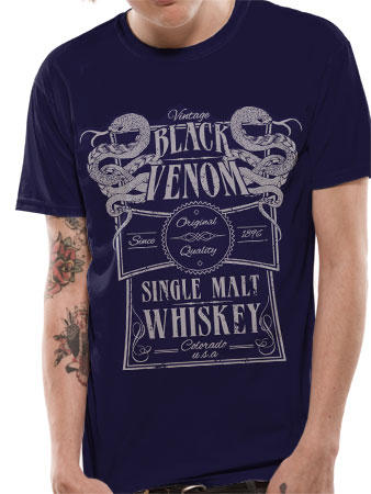 Brand-Dead (Black Venom) T-shirt Preview