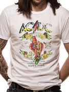 AC/DC (Dirty Deeds Parrot) T-shirt