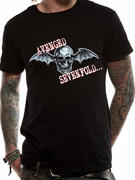 Avenged Sevenfold (Bat Skull Glow) T-shirt