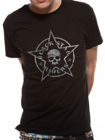 Black Star Riders (Star Logo) T-shirt Preview