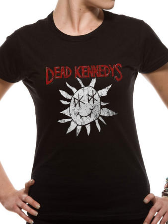 Dead Kennedys (Sun) T-shirt Preview