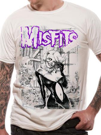 Misfits (Half Dead Woman) T-shirt Preview