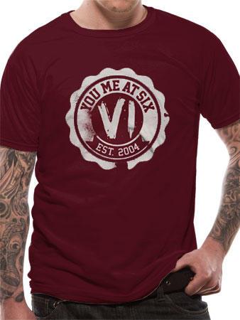 You Me At Six (EST 2004) T-shirt