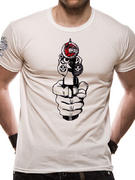 I Scream Records (Gun) T-shirt