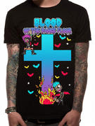 Blood On The Dance Floor (Kawaii Cross) T-shirt Thumbnail 1
