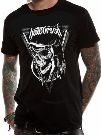 Hatebreed (Sinner) T-shirt Preview