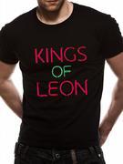 Kings Of Leon (Neon Logo) T-shirt