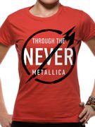 Metallica (Never) T-shirt