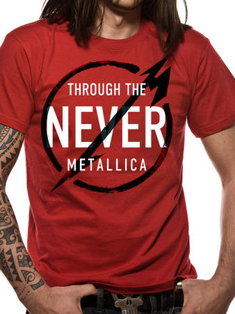 Metallica (Never) T-shirt Preview