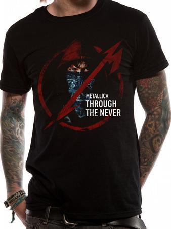 Metallica (Nevermore) T-shirt Preview