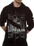Led Zeppelin (Shook Me) Hoodie