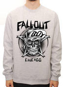Fall Out Boy (Skull) Crew Neck