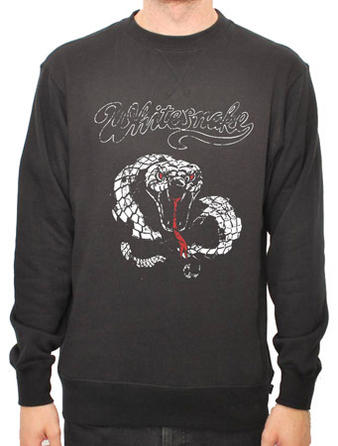 Whitesnake (Make Some Noise) Crew Neck Preview