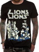 Lions Lions (VS.) T-shirt