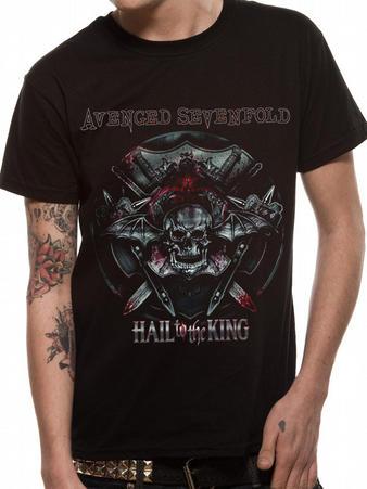Avenged Sevenfold (Battle Armor) T-shirt Preview