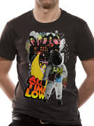 Official All Time Low (Space Case) T-Shirt