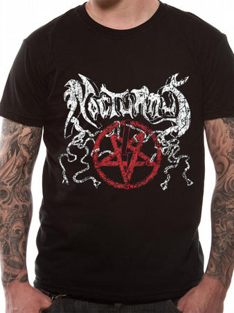 Nocturnus (Nocturnus Logo) T-shirt Preview