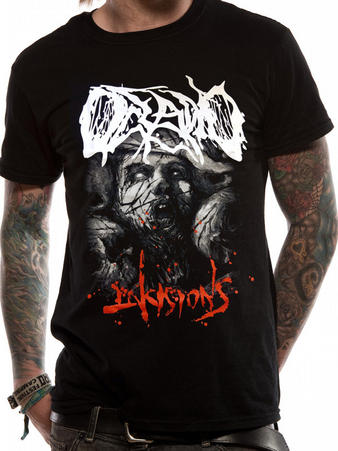 Oceano (Incisions Album Artwork) T-shirt