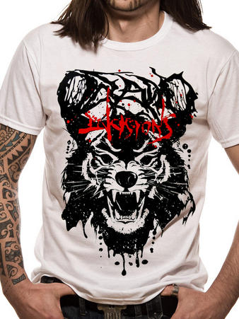 Oceano (Wolf) T-shirt Preview