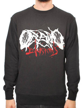 Oceano (Incisions) Crew Neck Preview