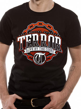 Terror (Chain) T-shirt Preview