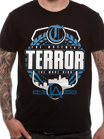 Terror (Most High) T-shirt Preview