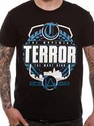 Terror (Most High) T-shirt
