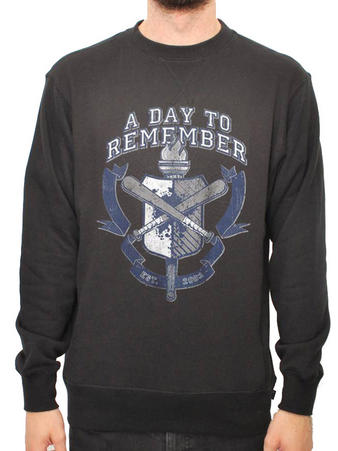 A Day To Remember (University) Crew Neck Preview