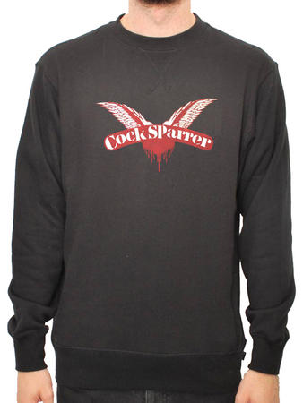 Cock Sparrer (Wings) Crew Neck Preview