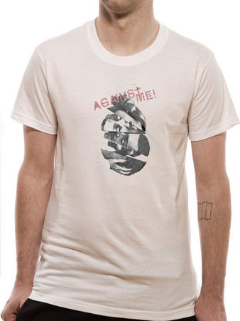 Against Me (Heads Shirt) T-shirt Preview