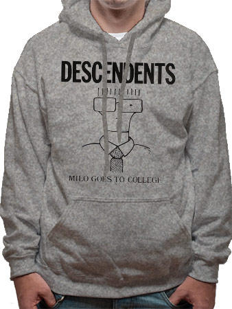Descendents (Milo Goes To College) Hoodie Preview
