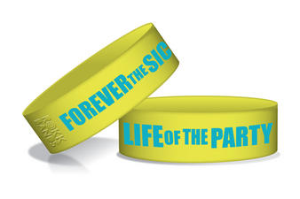 Forever The Sickest Kids (Life) Wristband Preview