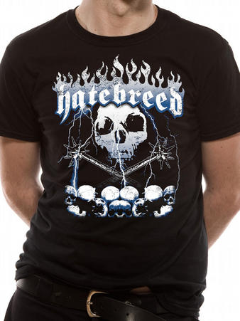 Hatebreed (Nightmare) T-shirt Preview