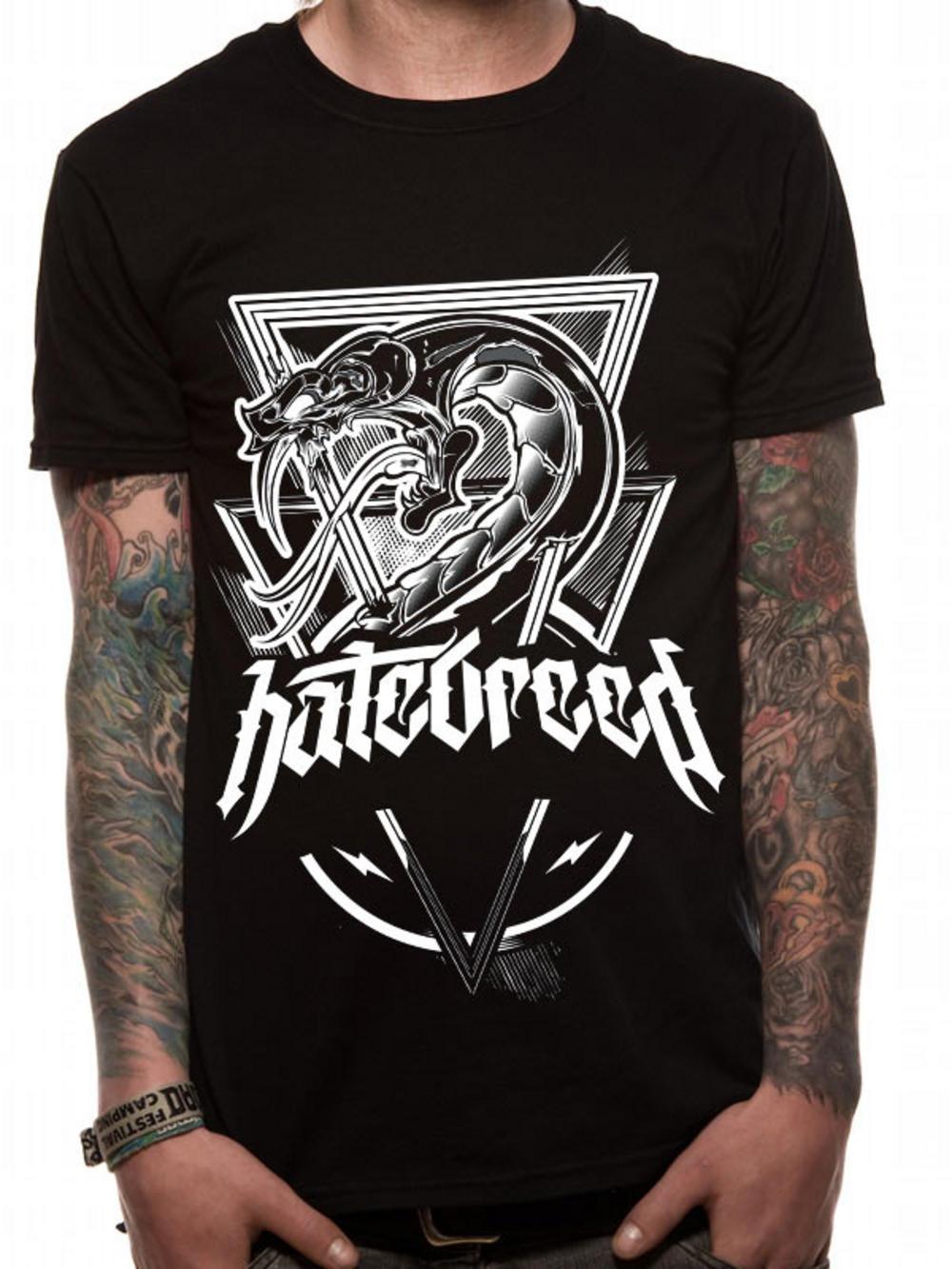 Hatebreed (Venom) T-shirt. Buy Hatebreed (Venom) T-shirt at