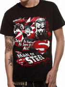 Superman (Borderless Sent To Earth) T-shirt
